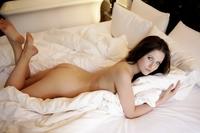 Tempting Marjana teasing in bed