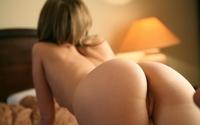 Amateur exgirlfriend Elle caught in bed