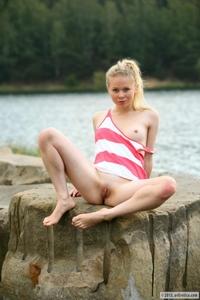 Amateur exgirl Grace forgotten holiday
