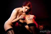 Sexy lesbians Gabriella & Angel fisting