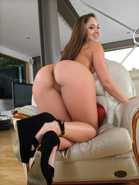 Tight ass hottie Remy LaCroix bending