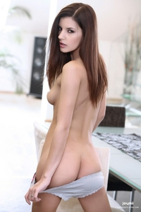 Tight ass Candice hot bending