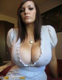 Amateur exgirlfriend's naughty surprise