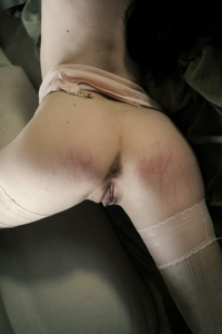 Cheeky Samantha Bentley provoking