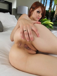 Tight ass Bree Daniels spreading