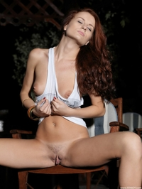 Hot ass redhead russian spy Ivana