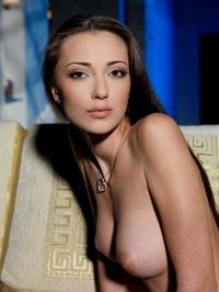 Gorgeous Anna Aj Diesi posing naked