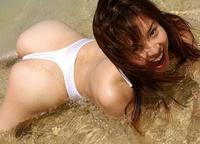 Hiroto with perky tits