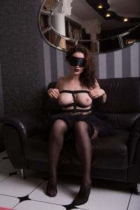 Judith Able Busty Kinky Babe Strips