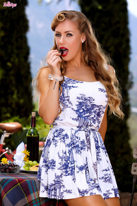 Hot Picnic With Nicole Aniston