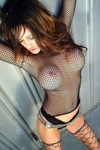 Fishnet Prisoner of Your Kisses
