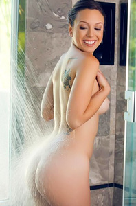 Shower Time With Jade