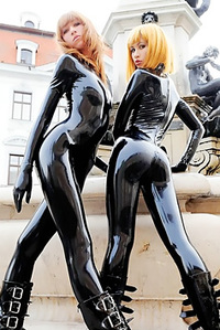 Latex Hotties