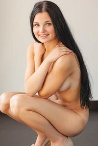 Tan Hottie Naked On Floor
