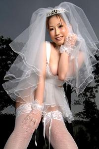 Ai Sayama In White Reflection