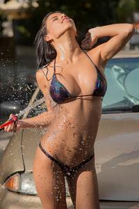 Denisse Gomez Car Wash