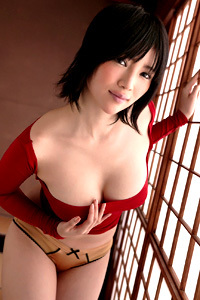 Busty Oriental Dreamdoll Yuuri Morishita