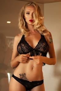 Glamour Natasha Legeyda Favourite Bombshell