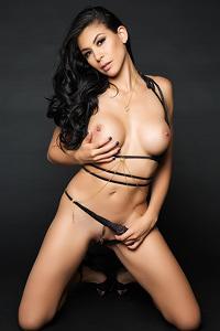 Heather Vahn In Sexy Lingerie