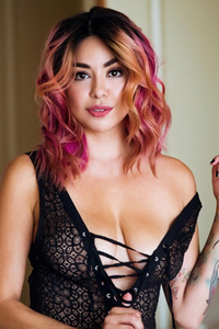 Babes Suicidegirls Dahe Colorful Curves