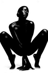Black & White fine art nudes