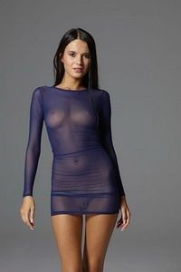Nivole Blue Dress