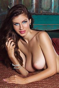Sexy Playboy Babe Samantha