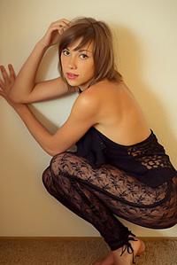 Sexy Naked Angela