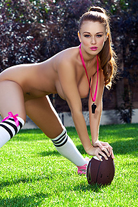 Best Sport Selection With Playboy Babes