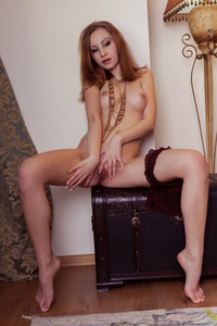 Ukrainian Babe Veel Looks Stunning