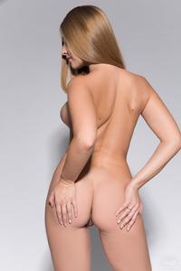 Nastasy Posing Naked In The Studio