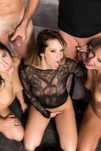 Abella Danger In Hardcore Sex Orgy